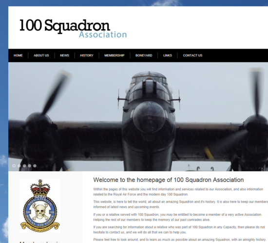 100 Squadron Association RAF