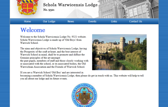 Schola Warwicensis Lodge