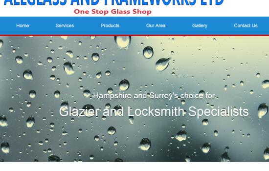 Allglass & Frameworks