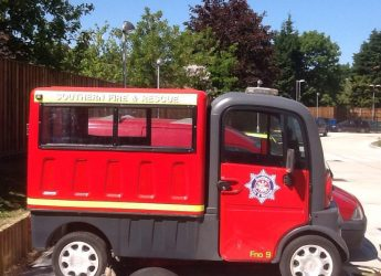 Miniature Fire Engines come to Lingo!