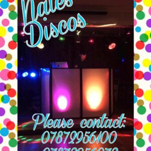 Web Design & Development in Portsmouth for Nates Discos